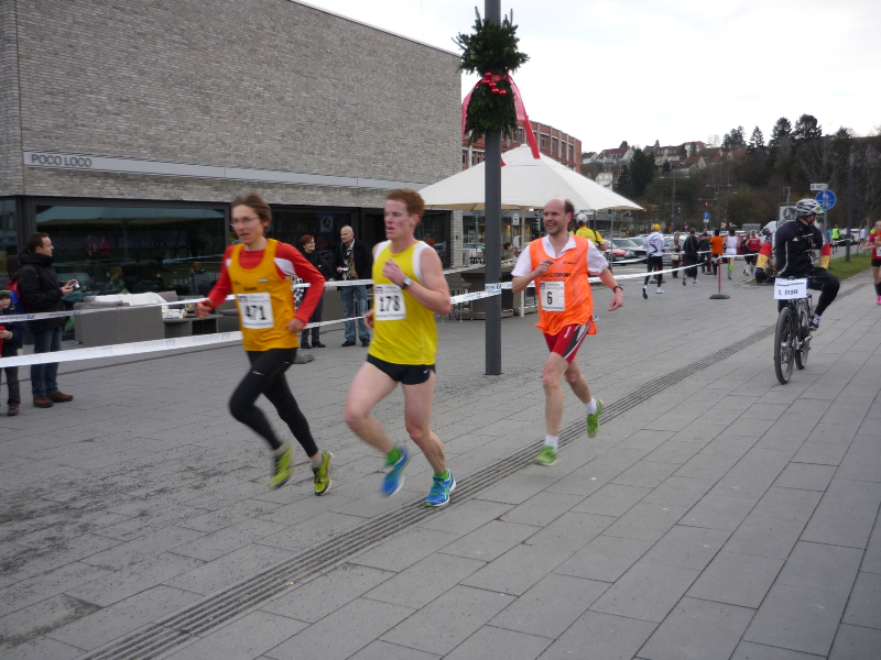 Silvesterlauf 2012