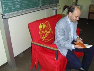 Vorlesetag Plaisirschule