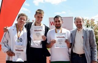 WBRS 5. Süddeutsche Meisterschaften in der Leichtathletik