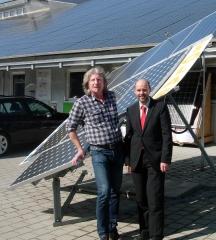 Solarpionier Kurt Abele